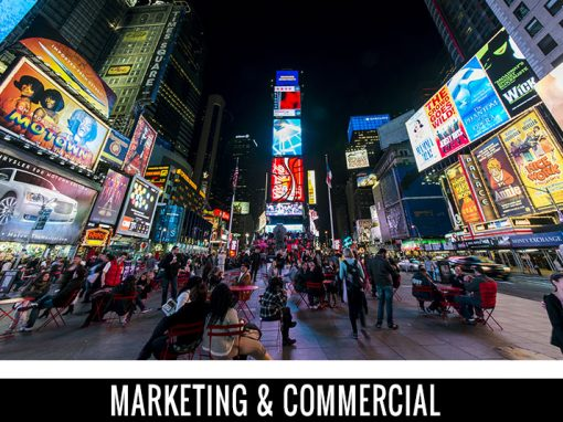 Marketing & Commercial