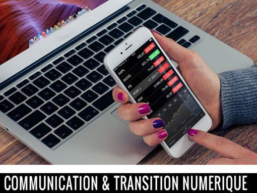 Communication & Transition numérique