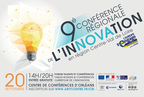 9ème Conférence Régionale de l'Innovation