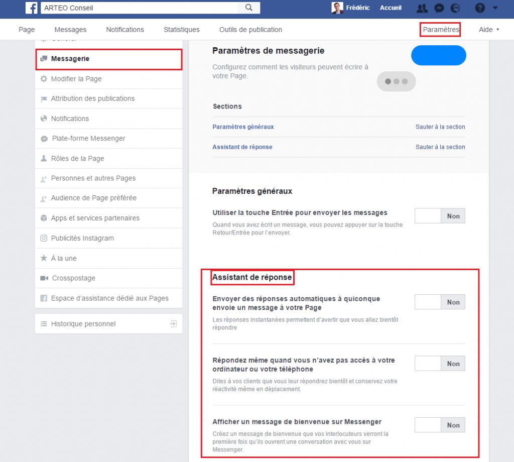 Astuce n°1 Facebook