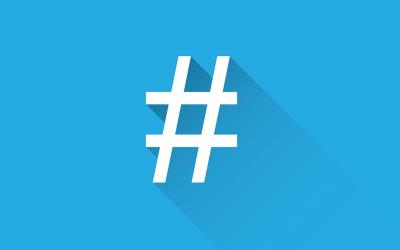 L'histoire du hashtag ou mot-dièse
